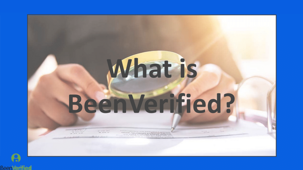 What is BeenVerified?